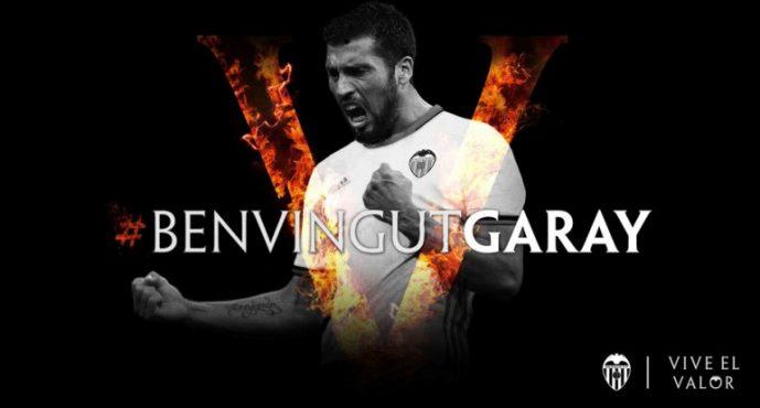 El Valencia CF ficha a Ezequiel Garay sobre la bocina
