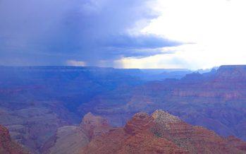 El Gran Cañón del Colorado: Arte rocoso a 50 grados