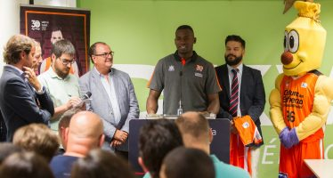 "Romain Sato: ""Valencia Basket es mi casa"""