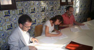Se firma el acta de posesión de la parcela de Jesuítas donde se enclava la Alquería Gaspar Bono