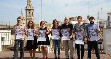 La plaza del Ayuntamiento se convertirá en la Plaça del Llibre en la cuarta edición de la feria literaria
