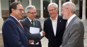 Ribó alaba las cooperativas en el XXX aniversario de CIRIEC