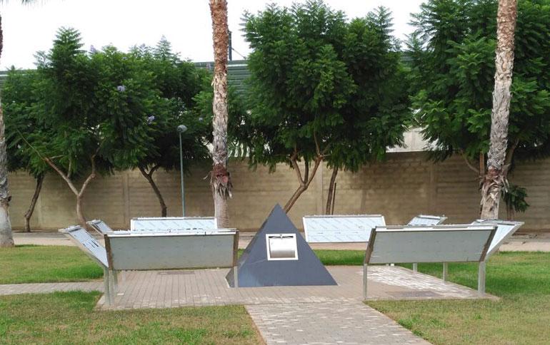 Depositar cenizas de un difunto en el cementerio general for Cementerio parque jardin del sol pilar