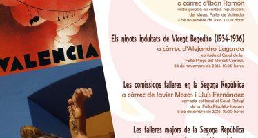 El Museu Faller programa activitats sobre la relació entre les Falles i la Història