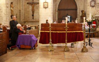 Fallece el sacerdote Vicente Ferrer, párroco de San Agustín