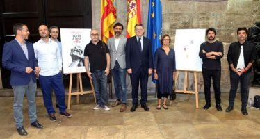 La Generalitat consolida el 9 d'Octubre como una fiesta abierta a la ciudadanía