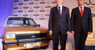 """Puig califica a Ford de """"vector fundamental de la nueva Comunitat Valenciana"""""""