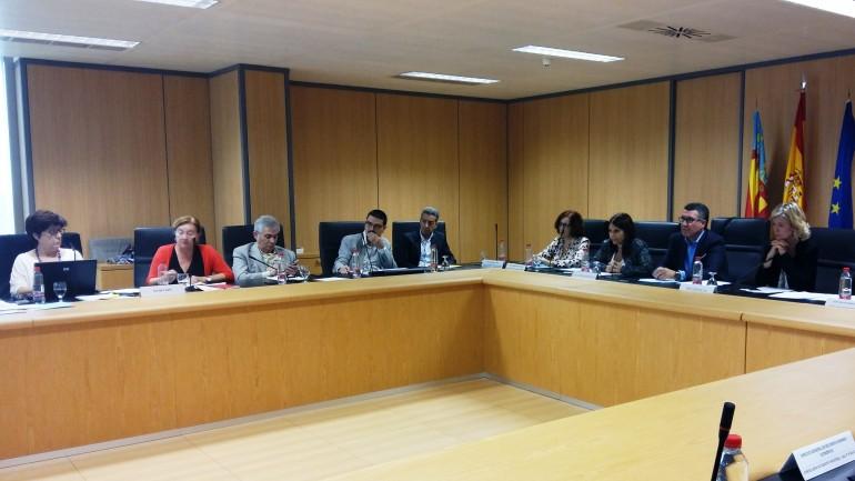 Consell y sindicatos proponen subir un 1 los salarios de for Mesa funcion publica