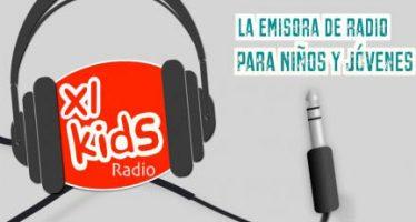 XL KIDS RADIO, un proyecto educativo innovador donde los más pequeños son los protagonistas