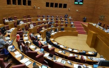 Les Corts, cambra amb més iniciatives presentades des de juny de 2015