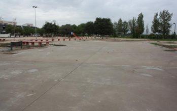 El parque de Manuel Pesudo de Almassora estrenará dos nuevas pistas deportivas antes de final de año