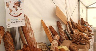 Día Mundial del Pan con el Gremio de Panaderos en Valencia