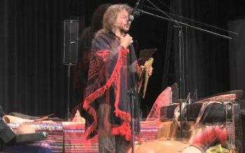 El Origen de los Instrumentos, de Pablo Nahual, en La Rambleta