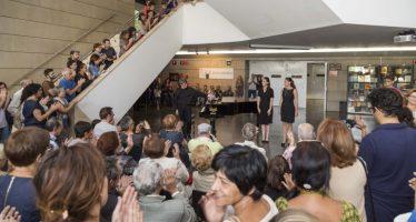 El Centre Plácido Domingo lleva de nuevo la lírica a los visitantes del IVAM