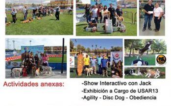El VII Concurso Provincial Canino de La Nucía se celebra el próximo domingo