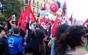 CGT llama a participar en las protestas contra la comercialización de productos ONCE
