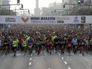 El 26 Medio Maratón Valencia, récord femenino y de participantes