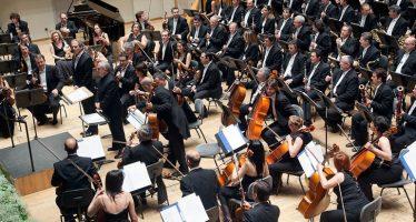 La Banda Municipal y la Orquesta de Valencia, juntas en el concierto del 9 d'Octubre
