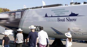 Más de 2000 visitantes en la primera jornada del Valencia Boat Show