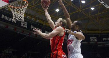 Un Valencia Basket gris se deja arrasar en La Fonteta por el Real Madrid