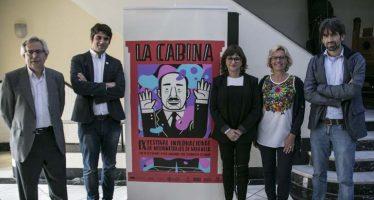 La premiére mundial de The Art of the Deal, mediometraje sobre Donald Trump, en La Cabina