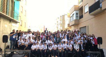 El primer certamen de bandes juvenils de Castellar – L'Oliveral, tot un èxit