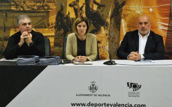 Las escuelas deportivas municipales renuevan sus convenios con 15 federaciones y 2 clubes deportivos