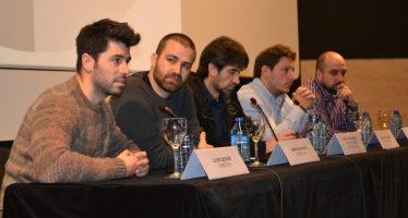 La Filmoteca acoge las proyecciones para académicos de los cortos valencianos 'Graffiti' y 'Oa'