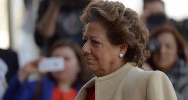 Fallece de un infarto Rita Barberá