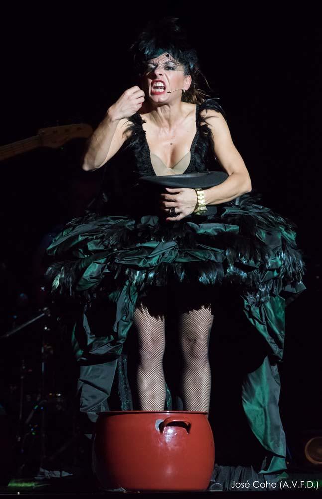 Cristina Medina, 'Nines' en 'La que se avecina'.