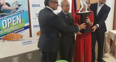 El BBVA Open Ciudad de Valencia de tenis se presenta en sociedad