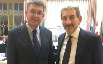 """Morera: """"Les regions europees han de ser el motor per la recuperació de la confiança de la ciutadania en la Unió"""""""