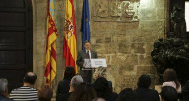 """Puig: """"La ley de Memoria Democrática pretende honrar a las víctimas del franquismo"""""""