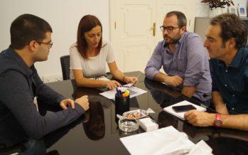 Vinalesa rehabilitará el patio de la fábrica de la seda con la ayuda de Diputación