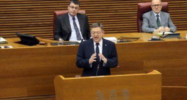 Puig pide al Gobierno la reunión del comité de expertos para la reforma de la financiación