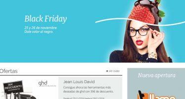 El Centro Comercial Ribera del Xúquer celebra el Black Friday