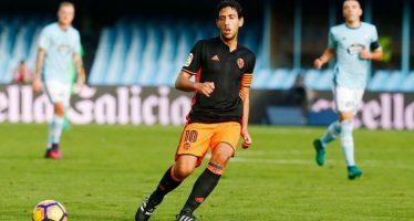 El Valencia CF se deja remontar y cae en Balaídos (2-1)