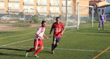 El CF Huracán cae en casa ante el Alboraya (2-3)