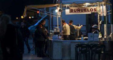El Bando de Fallas establecerá que las paradas de comida no tengan cocinas al aire libre