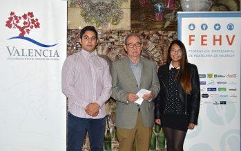 Un curso de cata vinos para los ganadores del concurso #ArrozyVinoValenciano