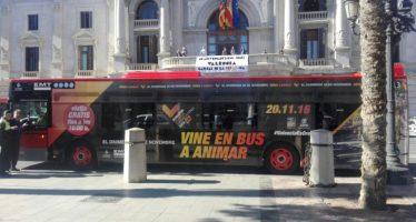 EMT ofrecerá transporte gratuito en la mañana del Maratón Valencia Trinidad Alfonso