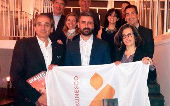 Valencia celebra la declaración de las Fallas como Patrimonio Cultural Inmaterial de la Humanidad