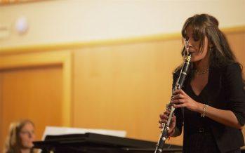 La clarinetista picanyera Lidia Tejero guanya el premi Vicent Galbis