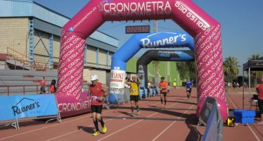 Éxito del primer 30K Marató Test Ciutat de Sagunt