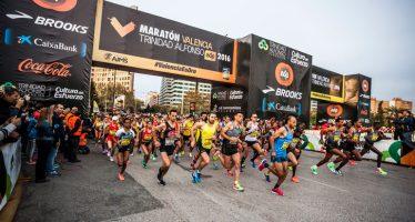 El Maratón Valencia 2017 será el 19 de noviembre y el Medio Maratón, el 22 de octubre