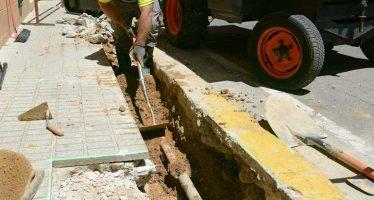 Obras Públicas mejorará el drenaje de las obras del barrio Carmadai en la Vall d'Uixó