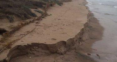 Las playas del Sur de Valencia 'se mueren' sin que el Gobierno Central mueva un dedo