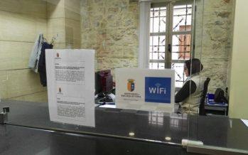 La Casa de la Cultura, el ADL y Registro General ya disponen de red Wifi gratuita