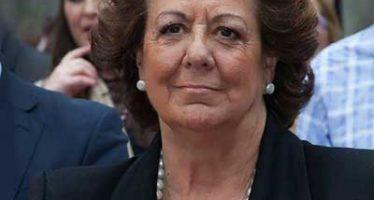 El cuerpo de Rita Barberá llegará a Valencia esta tarde