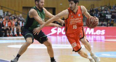 Valencia Basket, remontada incompleta en Badalona (86-84)